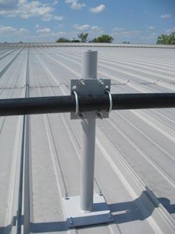 Single Support Pipe Stands Ksps Flexonics Com